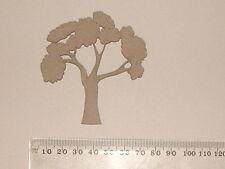 CHIPBOARD - SMALL GUM TREE - CRAFTY ORIGINALS