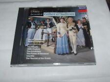 The World of Gilbert & Sullivan The D'Orly Carte Opera Company  CD Decca