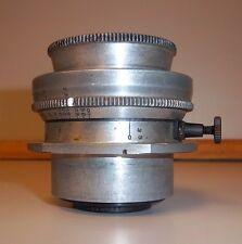 Astro Gesellschaft Pan-Tachar  f:2.3 35mm Lens B&H 2709 Mitchell Mount Used.