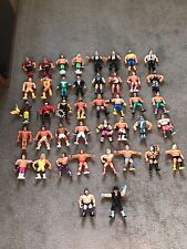 42 WWF Catch HASBRO Action Figures vintage WWE 1991-1994 RARE