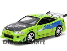 Artículos de automodelismo y aeromodelismo verdes Jada Toys Fast & Furious