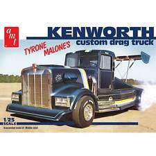 AMT 1/25 Bandag Bandit Kenworth Drag Track Tyrone Malone