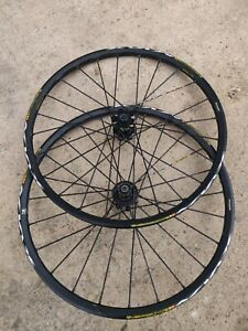 Mavic Crossmax ST UST Tubeless Wheelset - MTB Retro