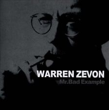 Mr. Bad Example/Mutineer [Limited Edition] by Warren Zevon (CD, Sep-2012, Friday Music)