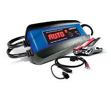 Batterieladegerät SHIDO DC3 für Lithium LiFePO4 + GEL, AGM, Säure Bleibatterien