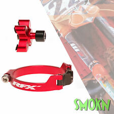 RFX Pro Launch Control Honda CRF 250 R CRF 450 R 04-17 Red MX Hole Shot Device