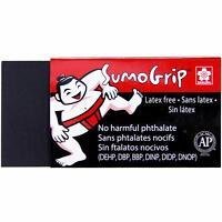 Sakura Sumo Grip Premium Block Eraser B300 Latex Free Hybrid PVC Foam - Black