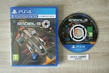 Radial-G Racing Revolved  PS4 Game - 1st Class FREE POSTAGE