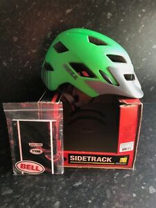 Bell Sidetrack Youth Cycling Helmet for sale, size 50-57cm