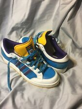 Mens 2008 ADIDAS Sz 12 RARE Americana New Orleans HORNETS 060107 Sneakers Shoes