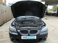 BMW E60 E61 LCI 5 SERIES BONNET FINISHED IN CARBON BLACK M SPORT 09 BREAKING