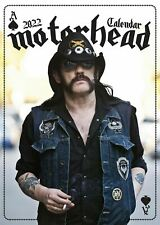 More details for motorhead a3 calender 2022