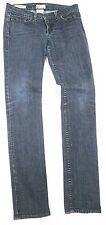 WILLIAM RAST Jeans JERRI ULTRA SKINNY Dark Wash Low Rise SZ 27 x 33