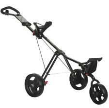 Dunlop 3-wheel Luxury Golf Trolley Caddy Golftrolley Golf cart with Brakes new