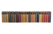THE NONESUCH DICKENS Complete 25 Vols w/ Printing Plate 1937 Charles Works Press