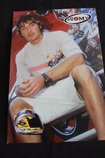 Card Ben Bostrom (USA) World Superbikes