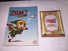 The Legend of Zelda: Phantom Hourglass (Premiere Edition Guide: NDS) Brand New!