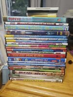 CLASSIC CARTOON DVD LOT 23 DVDS ANIMATED CLASSICS POPEYE FELIX DAFFY DUCK BATMAN