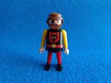 Playmobil Caballero medieval un ojo del lobo barba one eye medival knight 3274
