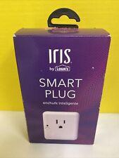 IRIS Smart Plug 3210-L ZWave ZigBee, Works with SmartThings NEW - Free Shipping!