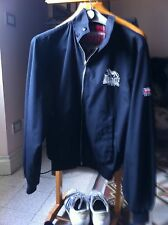 Harringhton Jacket Lonsdale Nero