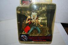 Iron Maiden Eddie Somewhere in Time Figurine Action NECA