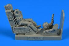 Aerobonus 1/48 Pilot w/Ejection Seat for F-16 for Academy/Hasegawa/Tamiya