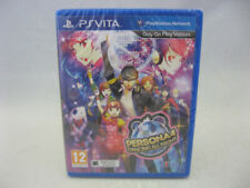 PlayStation Vita - Persona 4 Dancing All Night - Sealed - PSV