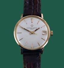 Vintage 1960's Eterna Matic 1000  Automatic Date Men's Dress/Sport Watch