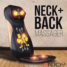 Luxury Full Automatic Multifunctional Shiatsu Neck & Back Massager Massage Chair