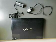 "Sony Vaio SVF152C29M 15.6"" Laptop Intel i5-3337U 1.8Ghz 4GB 500GB HDD Win 8"