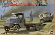 Mack AC Bulldog EHT WW1 American Truck (1/72 model kit, RPM 72403)
