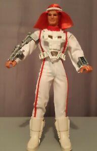 BIG JIM Colonel KIRK, RARE, avec tenue et accessoires