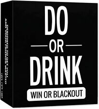 Do Or Drink Card Game party fun game Sydney stocks, fast delivery