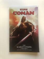 King Conan 1 The Scarlet Citadel Dark Horse TPB (New, rare)