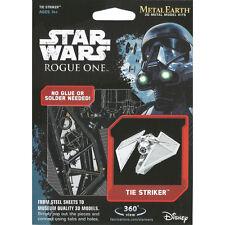 Metal Earth STAR WARS TIE STRIKER 3D Laser Cut Steel Model Kit