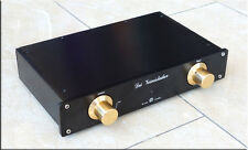 Aluminum Enclosure case power AMP amplifier preamp box chassis Express Delivery
