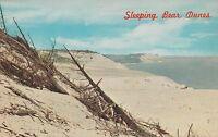 (LAM) O - Sleeping Bear Sand Dunes, MI - On the Shore of Lake Michigan