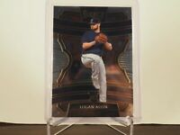 2020 Select #56 Indians Logan Allen RC Rookie Card Panini Cleveland