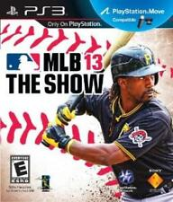 PlayStation 3 : MLB 13 The Show VideoGames