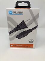 Play Gaming Accessories AC Power Cord For PS4 and Xbox One