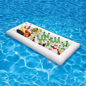 PARKLAND INFLATABLE SERVING BAR SALAD PARTY BUFFET COOLER POOL ICE BEER FOOD