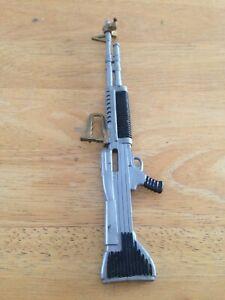 """VINTAGE """"ACTION MAN"""" M60 MACHINE GUN WITH ATTATCHMENT"""
