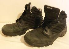 "Bates Enforcer 6"" Assault Boots Black Sz 10 1/2 Men's VG"
