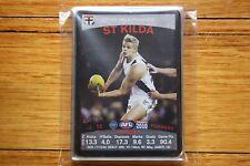 2010 AFL Teamcoach - PRIZE SET - ST.KILDA SAINTS inc CAPTAIN Card