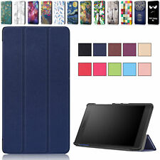 "Lenovo Tab E Tab M Tab 4 7""/ 8""/ 10.1"" Tablet Case Slim Smart Shell Fold Cover"