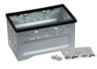 Iron Installation Frame Kit For Double 2Din Car Auto Radio DVD Player