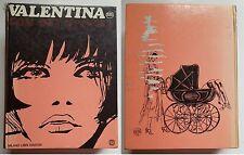 Valentina con gli Stivali di Guido Crepax Cartonato ed. Milano Libri FU02
