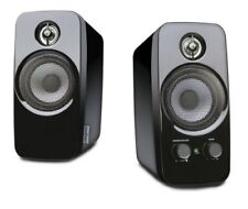 Creative Inspire T10 PC Lautsprecher Bass Speaker 2.0  UVP*: 49€ 7-9.3-5599 AUX