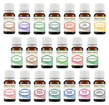 20 Essential Oil Gift Set Sampler Kit 10 ml. Pure Therapeutic Grade Lot